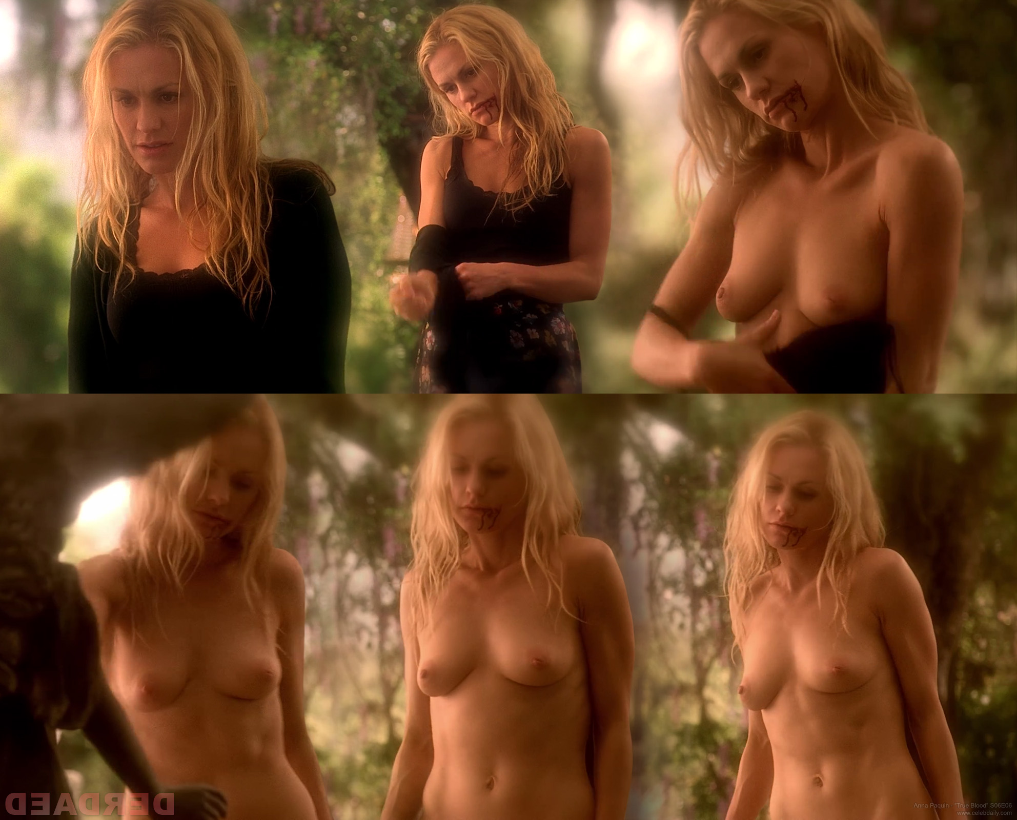 Anna paquin fuck video