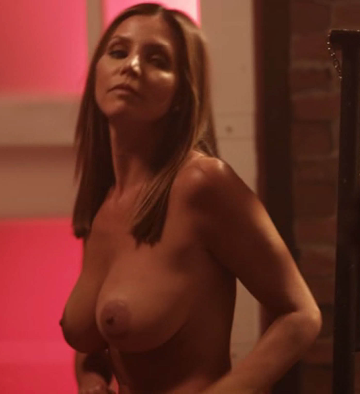 Attractive Charisma Carpender Nude Scenes