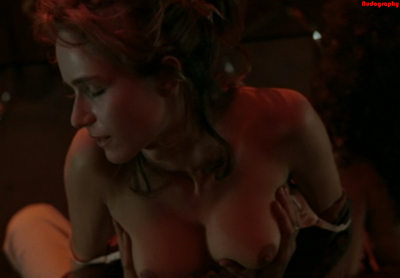Francesca neri nude sex threesome