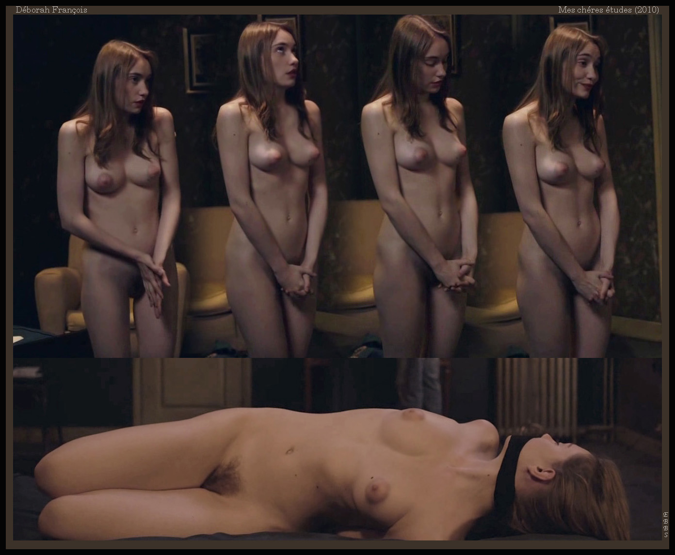 Finest Sibyl Buck Nude Gif