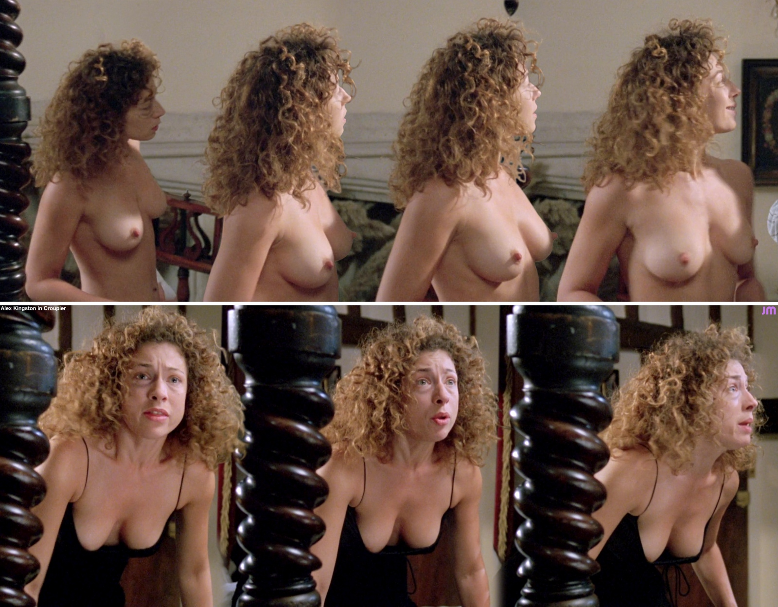 Alex kingston vintage erotica forums