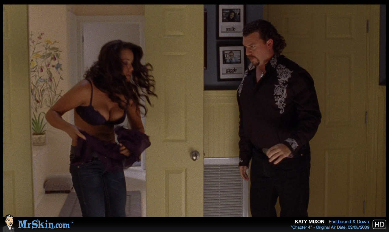 Eastbound and down boobs