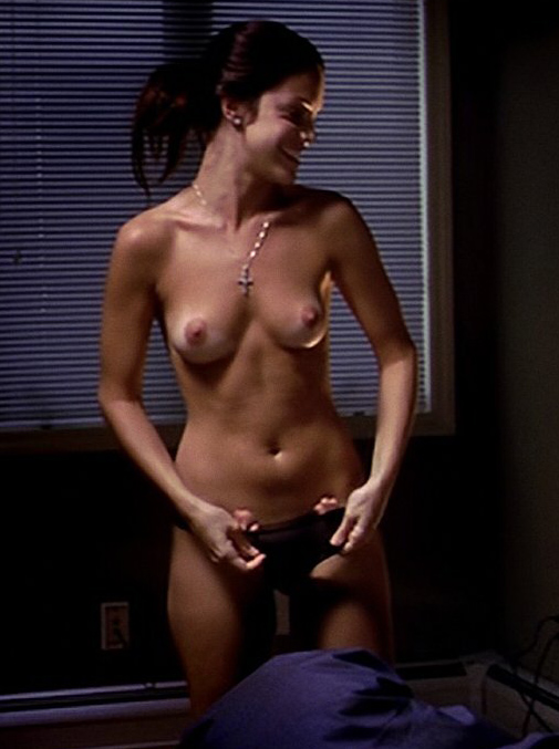 Naked Vanessa Ferlito In On_line Ancensored