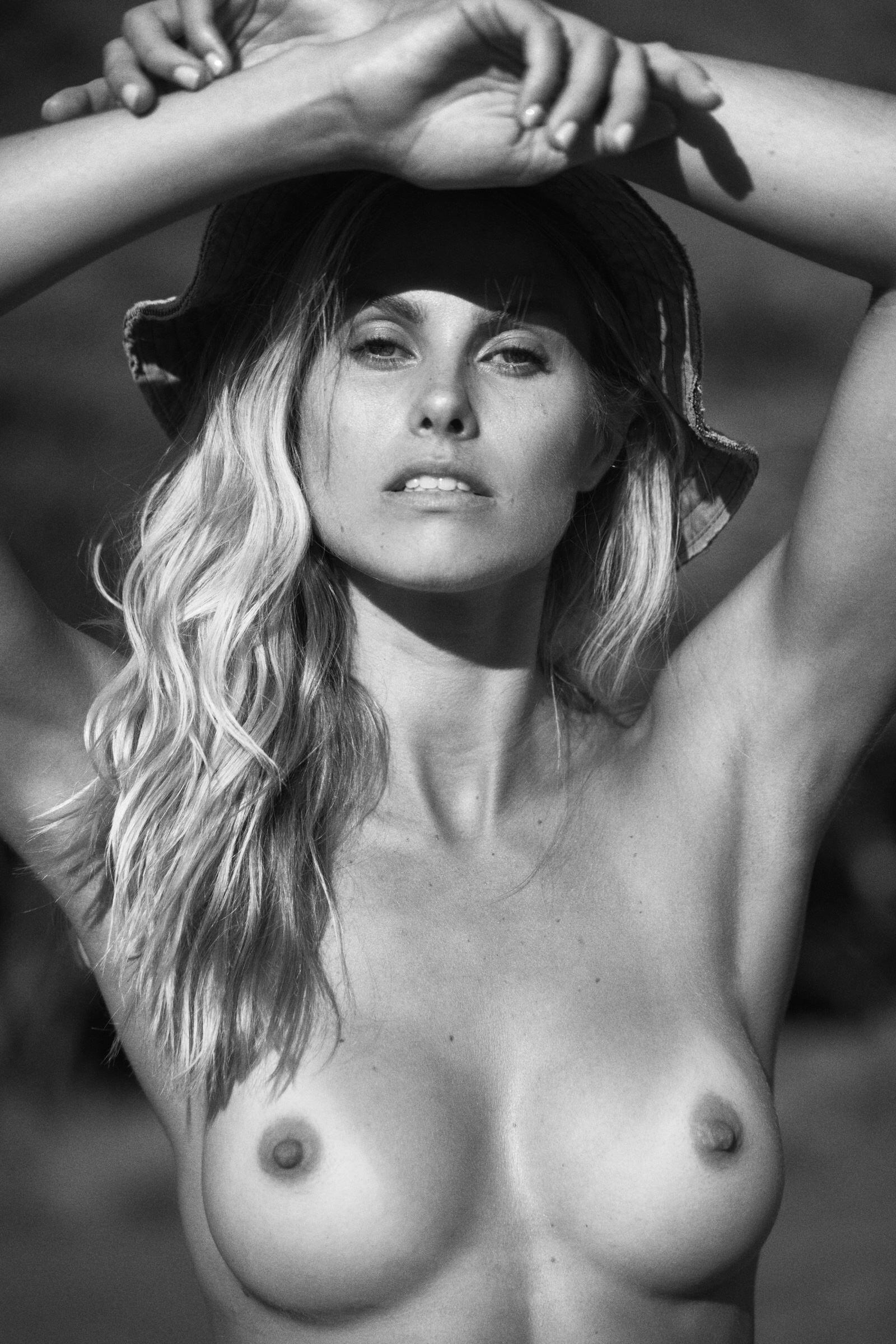 Sarah Stephens Nude Photos By Cameron Mackie